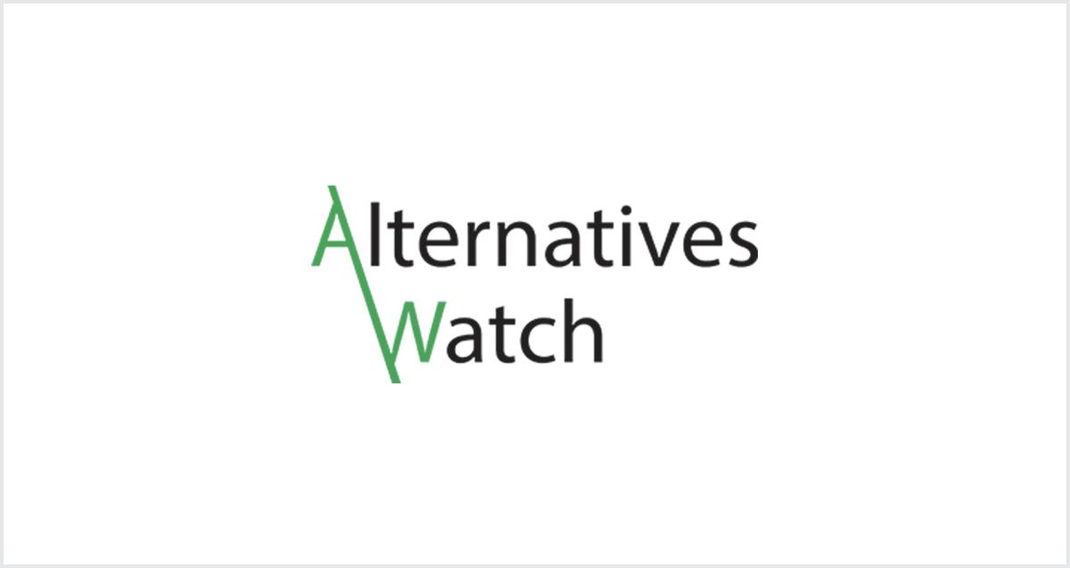 Alternatives Watch Logo